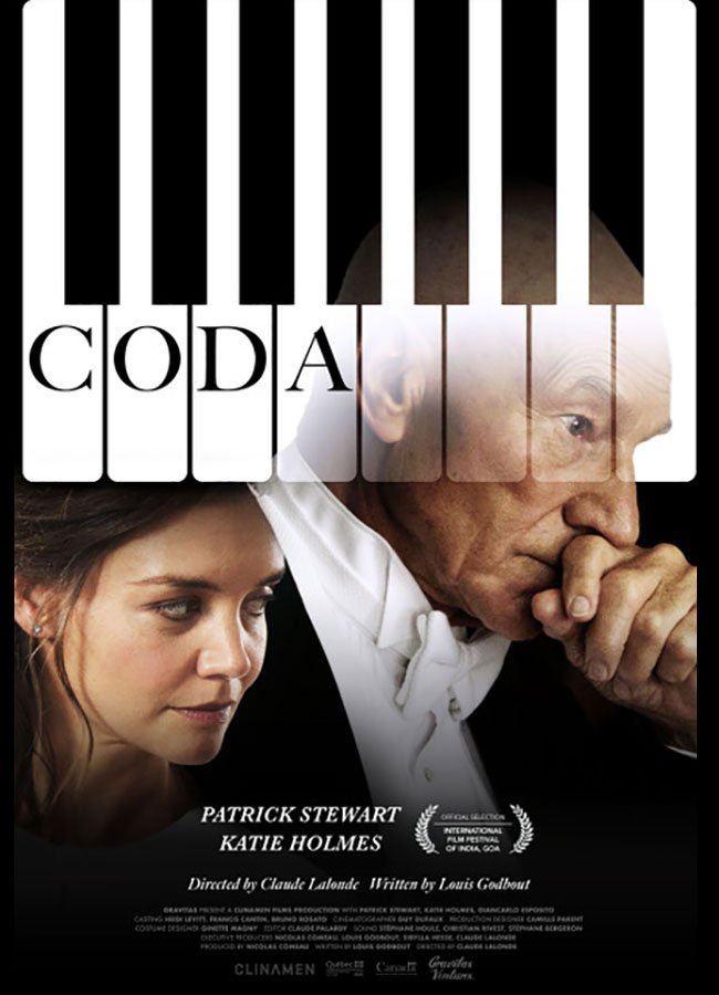 Coda Movie Poster - Primatice Films